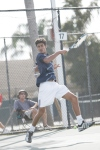 Yuki Bhambri at the 2008 Orange Bowl