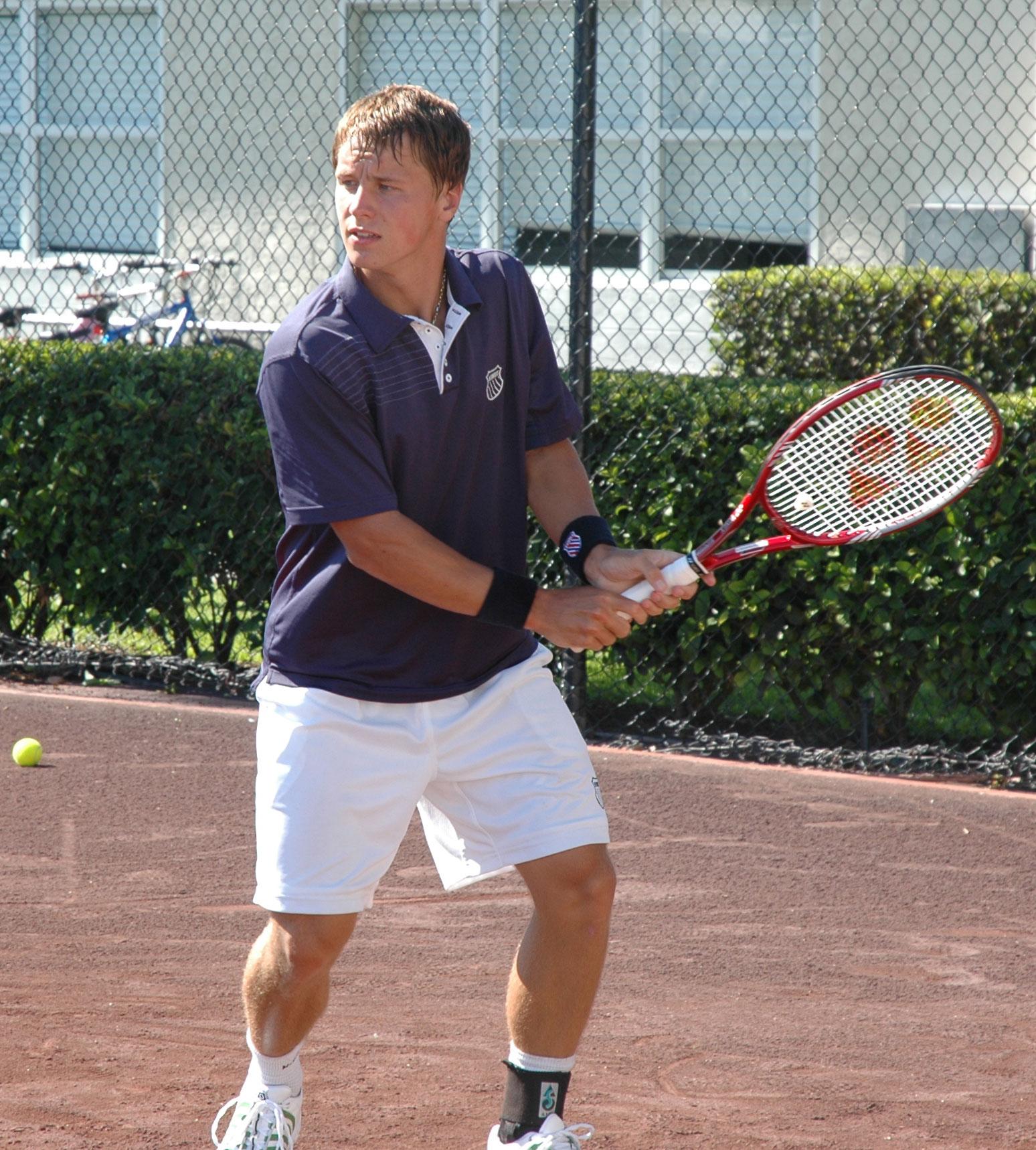 прогноз на теннис сегодня беранкис янг