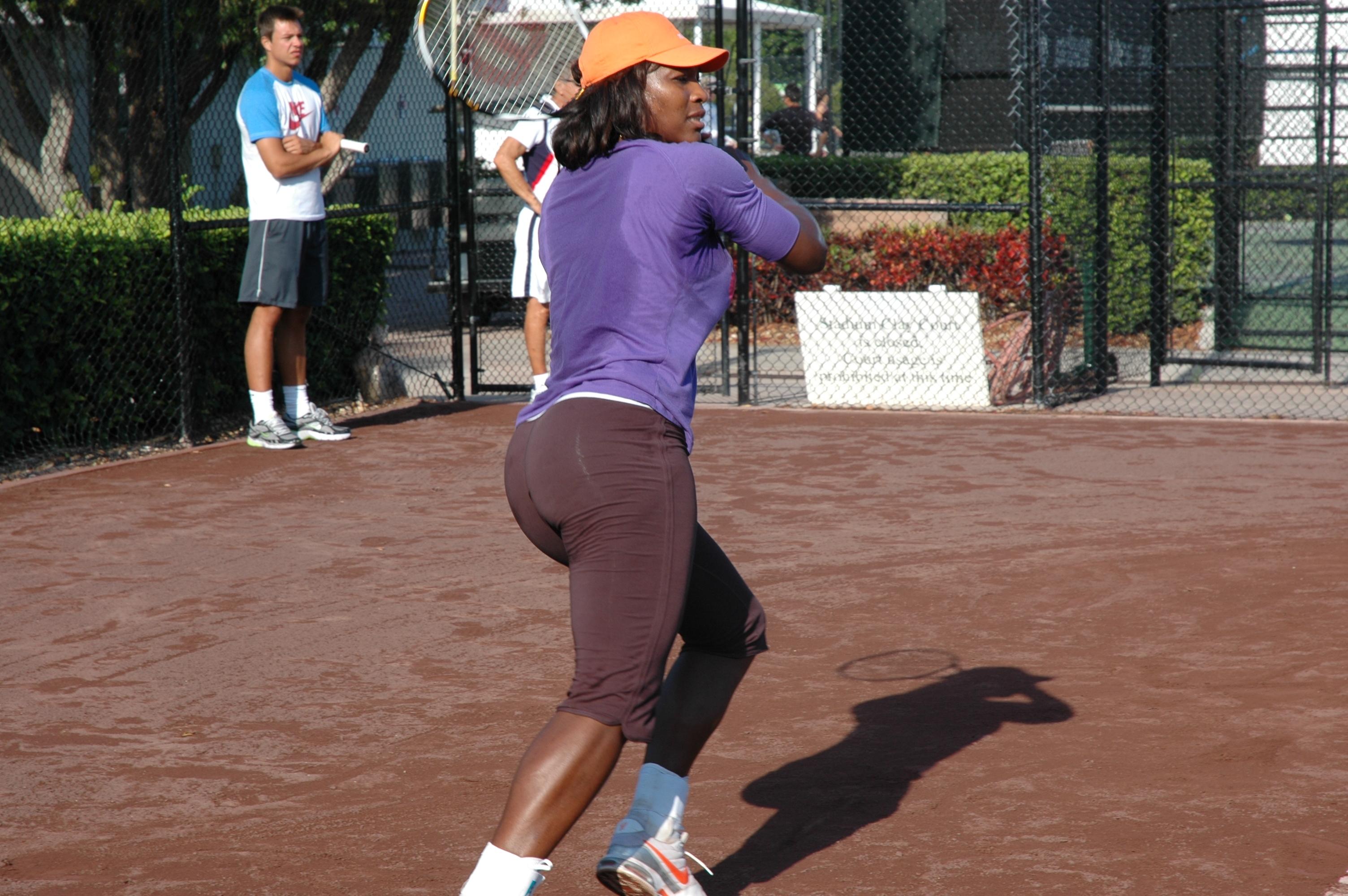 Serena Williams Legs
